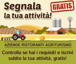 Segnalazione produttori agroalimentari