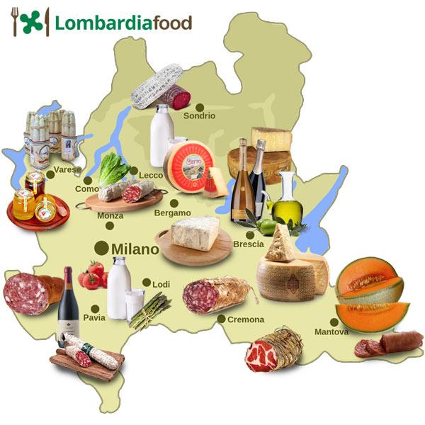 Prodotti tipici lombardi le eccellenze regionali for Prodotti tipici di roma
