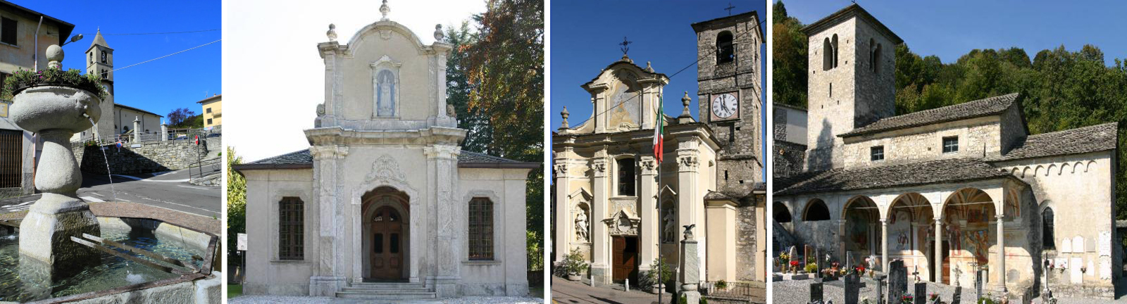 Chiese Lanzo Scaria