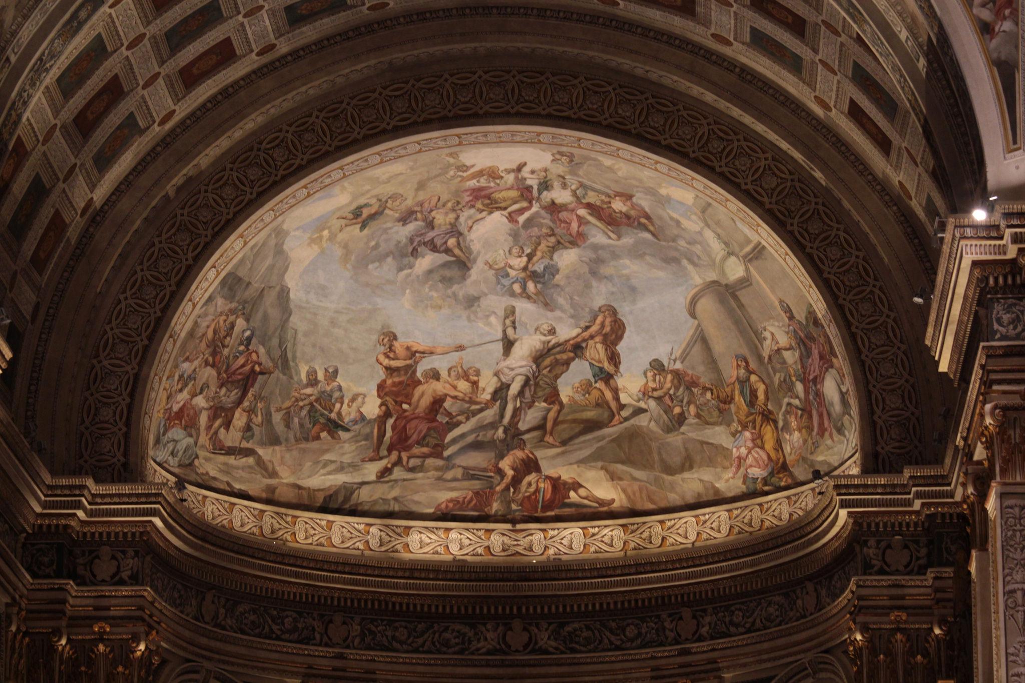 Affresco Sant Andrea