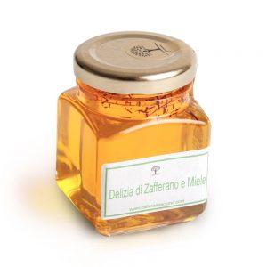 Miele allo zafferano da 40 g