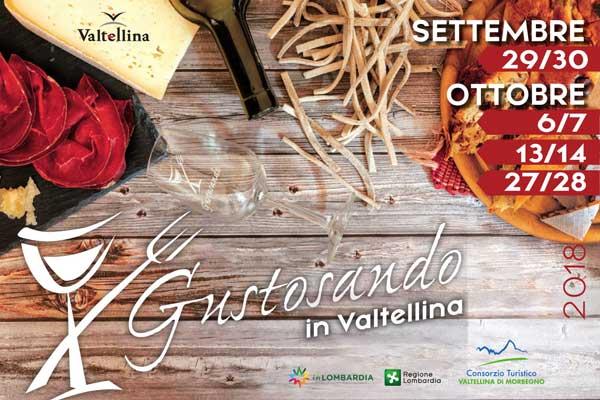 Gustosando in Valtellina 2018
